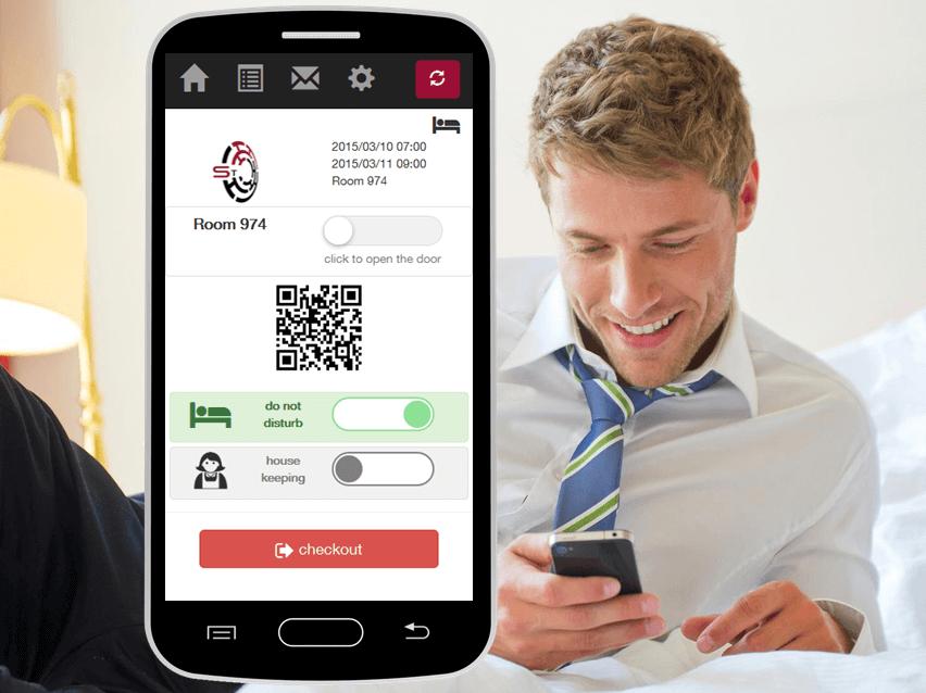 Mobile app by Sesame Technology
