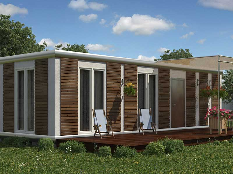 camping et Mobil-Homes