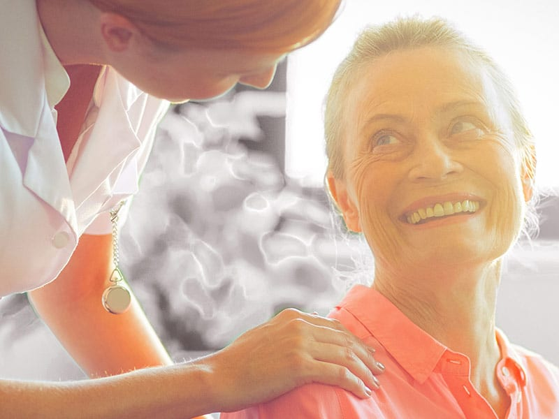 contrôles d'accès en Résidence médicalisée / EPADH